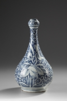 A Ming Dynasty Pear Shaped Bottle