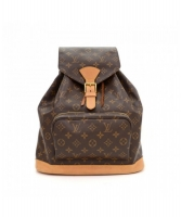 Louis Vuitton 'Montsouris' GM Monogram Canvas Backpack