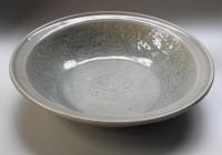 Thai stoneware dish