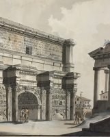 Boog van Septimius Severus
