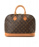Louis Vuitton Monogram Canvas Alma Handbag PM