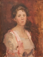 Portrait of a Lady with Fair Hair