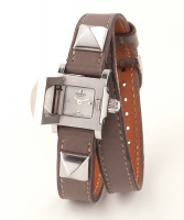 Hermès Médor Steel Watch Mini - Hermès
