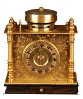 J02 Miniature Japanese Pillar Clock.