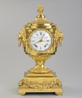French Louis XVI Mantel Clock