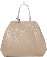 Christian Dior Vintage Croc Embossed Tote Bag XXL - Christian Dior