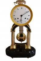 S22 Skeleton clock Hubert Sarton