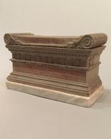 Grand Tour souvenir: Tombe van Scipio