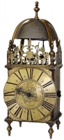 LA10 Heavy built one hand lantern clock