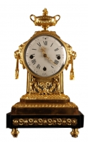 M59 Louis XVI mantel clock Petite Sonnerie striking