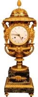 PV01 Empire mantel clock set, PIERRE-PHILIPPE THOMIRE