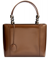 Christian Dior Malice Tote Bag in Patent Leather - Christian Dior