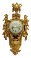 W20 Louis Seize Cartel clock. In superb original condition period gilding