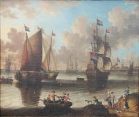 P20 Harbour scene