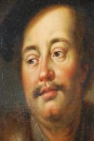 P17 Portrait of a man