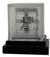 M92 Favre-Bulle Art Deco electric clock
