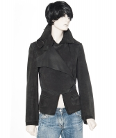 Yves Saint Laurent 'Rive Gauche' Suede Jacket