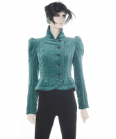 FW 2004 Yves Saint Laurent Runway Pagoda Jacket - Yves Saint Laurent
