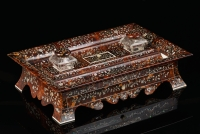 An Early Victorian Inkstand