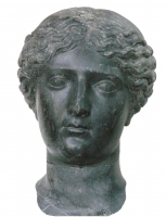 Head of empress Livia