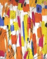 Mosaique des Fleurs - Andre van der Vossen