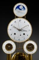 Een belangrijk en mooie multi-dial skelet klok , gesigneerd Hubert Sarton à Liège, circa 1810