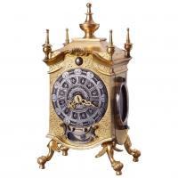 A good late renaissance ormolu miniature