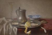 Still-life with lemon
