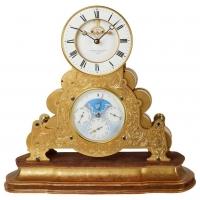 """Delettrez a Paris"" Clock with Achile Brocot Escapement, circa 1880"