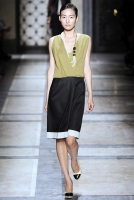 SS 2010 Dries Van Noten Runway Knee-length Dress - Dries van Noten