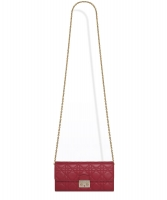 Christian Dior Miss Dior Rendez Vous Wallet On Chain Clutch - Christian Dior