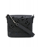 Kenzo Laser Cut Shoulder Bag