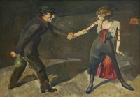 La valse chaloupée - Cornelis Johannes (Kees) Maks