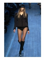Christian Dior Black Wool Blazer - Runway