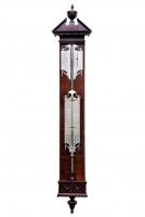 Hollandse Bakbarometer gesigneerd  P. Wast en zoonen fecit: Amsterdamcirca 1770 -1780