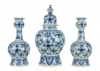 Delft Blue Garniture