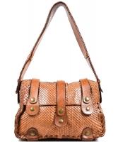 Chloé Python Messenger Bag