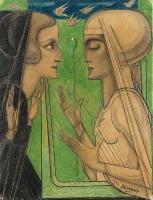 Het eeuwige lentelied - Jan Toorop