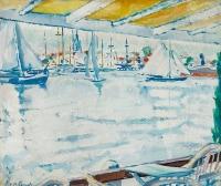 Marina of Amsterdam - Willem Paerels