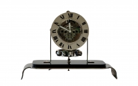 M229 Atmos clock PO1, skeleton dial and glass dome, Reutter nr. 3200, France ca. 1930.