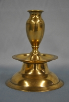 German candlestick, Nürnberg, about 1600, brass.