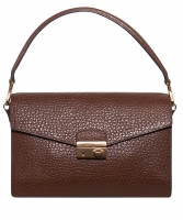 Prada Brown Berlino Sound Bag