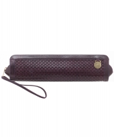 Mulberry Burgundy Leater Umbrella Holder