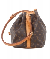 Louis Vuitton Petit Noé Monogram Canvas Shoulder Bag - Louis Vuitton