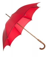 Gucci Red GG Monogram Umbrella