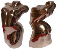 B21 gepolijst brons