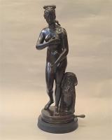 Bronzen beeld van de Capitolijnse Venus