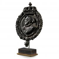 Een bronzen erepenning