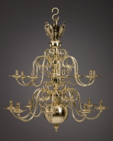 Dutch Renaissance Chandelier