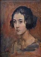 Portrait of Sophie de Vries